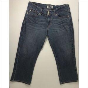 Signature Levi's Capri Jeans W32 L 21.5